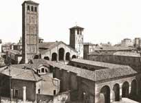 Incontro di preghiera in Sant'Ambrogio